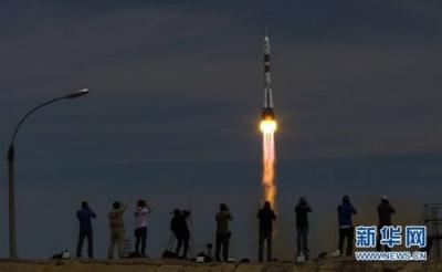"""不到3.5小时 俄飞船创下太空""""快递""""新纪录"""