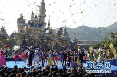香港迪士尼门票涨价:成人1日标准门票加至639港元