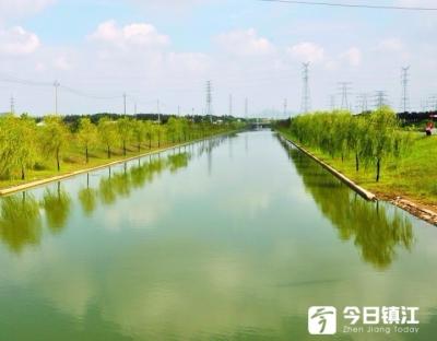 保护长江沿线生态 提升水域综合治理  姚桥河长制助力生态宜居乡村建设