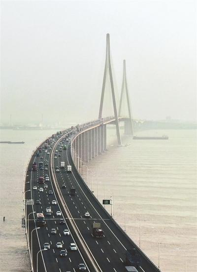 【新时代 新作为 新篇章】天堑变通途,2025年,江苏已建在建跨江桥隧将超过30座