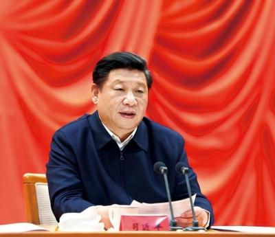 """习近平用五个""""着力""""解码中国长远发展之道"""