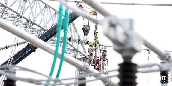 500千伏梦溪变即将建成投运 今年迎峰度夏重点工程 工期压缩一半