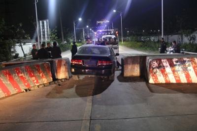 男子醉酒驾驶酿事故 谎称系同事驾车被拆穿