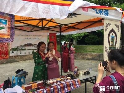 江科大举行第二届大学生旅游文化节