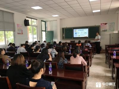 """2019丹阳市志愿服务暨""""文化庙会""""第7站""""走进皇塘"""""""