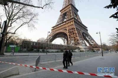 巴黎埃菲尔铁塔周边将被改造为巨大花园