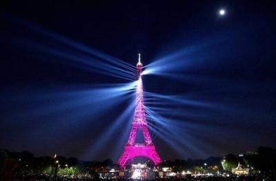 法国2018年接待外国游客数量创历史新高