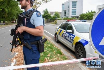 新西兰对克赖斯特彻奇恐袭案嫌疑人提起92项指控