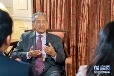 马来西亚总理表示将继续致力于发展与中国关系