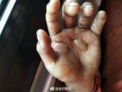 今天,致每一双辛勤的双手!