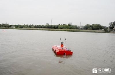 江科大在第二届中国智能船艇挑战赛中荣获4项大奖