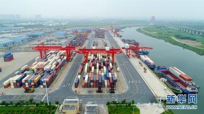 江苏省沿江砂石码头布局方案发布 涉及全省多个重要港口