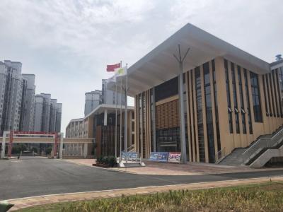 镇江市特教中心新校区落成启用 可满足400名学生的学习需求