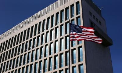 """美国""""激活""""制裁古巴法律条款 欧盟:指认违法"""