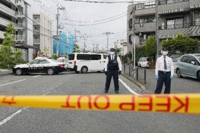 日本川崎市一男子行凶致两人死亡