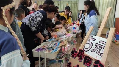 特别的六一儿童节 他们为山区孩子捐出8个图书角