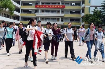镇江发布中高考餐饮食品安全提示 考试期间,不要打乱考生的饮食规律