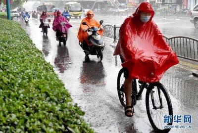 舒爽黄梅转为湿热黄梅!28-29日江苏自北向南有较强降雨