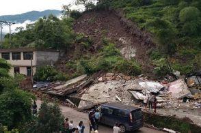 陕西宁强发生山体坍塌已致3人遇难,仍有2人被埋