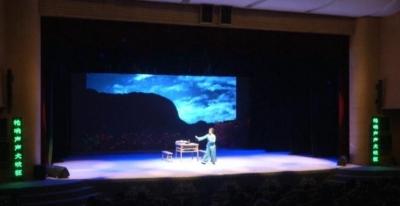 红色现代戏《红梢林》在丹阳演出