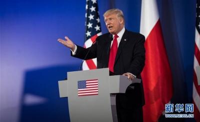 特朗普确认叫停对伊朗的军事打击