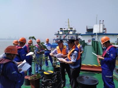生态护航 平安长江  ------6.5世界环境日长航公安在行动