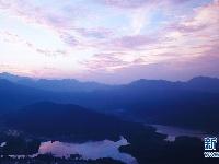 晨之皖南 景色迷人