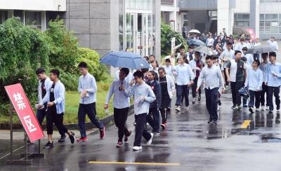 镇江中考阅卷进入统分、核分环节 6月26日左右公布成绩