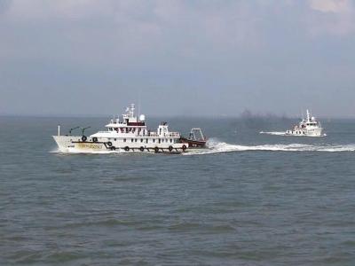 南黄海行动!江苏举行首次海洋生态灾害监测预警演练