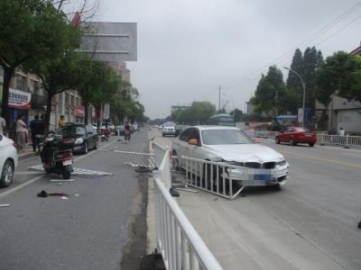 男子开车途中只因做了一件这事,酿成一起大祸…