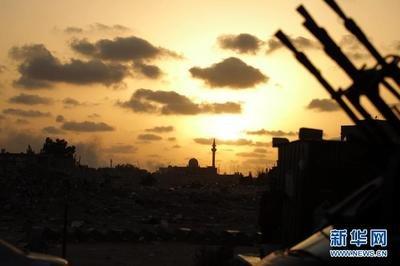 利比亚首都战事造成12万名学生停课