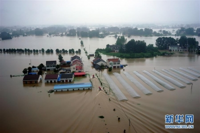 应对暴雨洪涝灾情 财政部、应急管理部向赣粤桂下拨3.6亿元