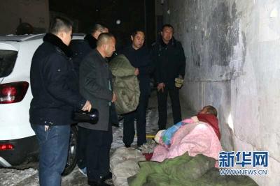 江苏:人性化救助帮流浪乞讨人员回家