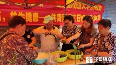 制香囊、包粽子 这里的端午节活动好有爱!