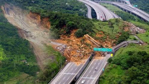 广东阳春山体滑坡搜救结束 6人死亡