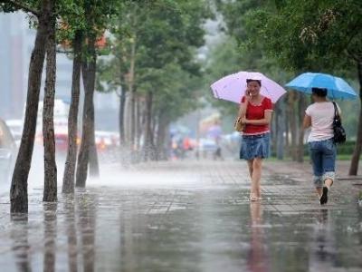 好消息!江苏全省普遍降雨,淮北旱情有所缓解