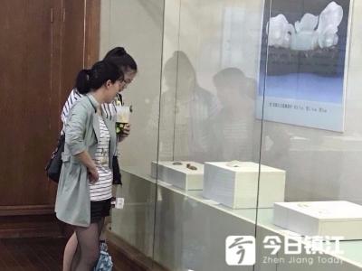 """华侨博物院藏雕刻精品展来镇开展  快来博物馆领略""""刀锋上的艺术"""""""
