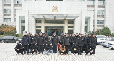 """非法获利近2亿 镇江警方侦破""""全链条""""特大套路贷案"""