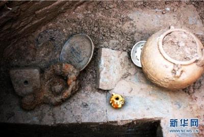 山西垣曲发现一处宋金时期古墓 距今800多年历史