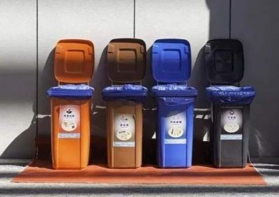 """垃圾分类""""逼疯""""上海人了?别笑,马上轮到你了…"""