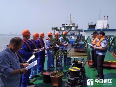 生态护航  平安长江——6.5世界环境日长航公安在行动