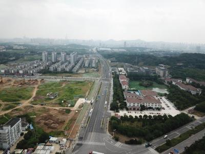 镇江城西再添一道风景线  团山路西段这样建成……