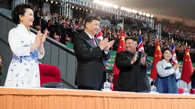 谱写中朝友谊新篇,维护半岛和平稳定——习近平对朝鲜进行国事访问成果丰硕 影响深远