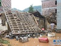 暴雨洪涝致广东河源7人死亡 1人失联