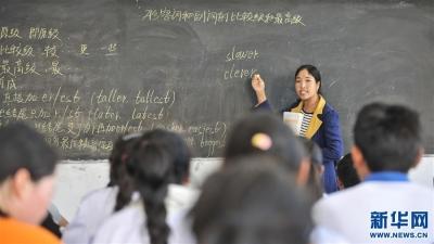 盐井峡谷里的琅琅读书声——走进西藏第一所乡村中学