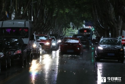 句容实施人工增雨缓解旱情,降雨过后将迎来强风