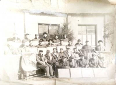 一张老照片再现40年前的扬中县科学大会