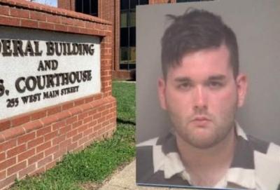 美国白人至上主义者被判终身监禁:驾车撞反种族歧视者