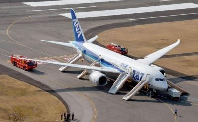 日航一波音787客机因舱压问题骤降万米,日方展开调查