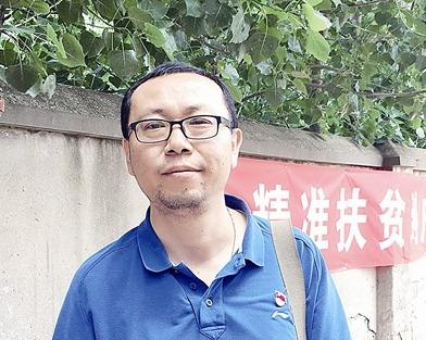 """壮丽70年 奋进新时代——殷文斌:这里就是我的""""根"""""""